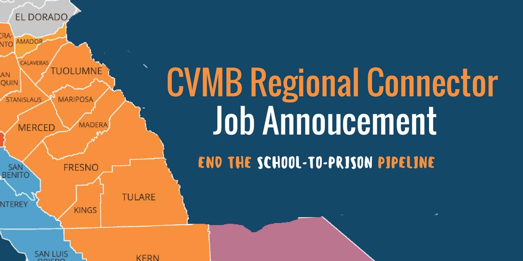 CVMB Regional Connector Job Announcement