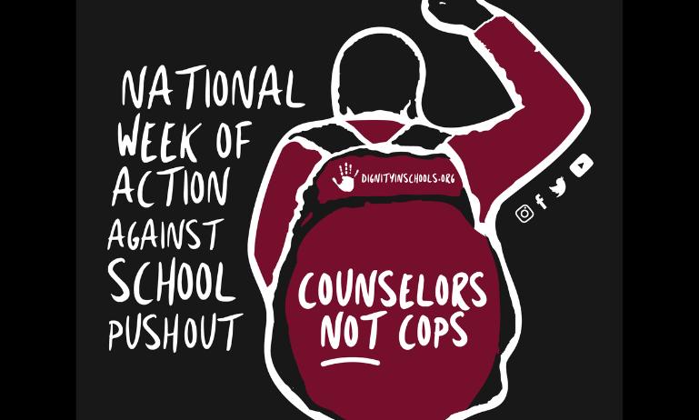 CVMB Press Release: Counselors Not Cops