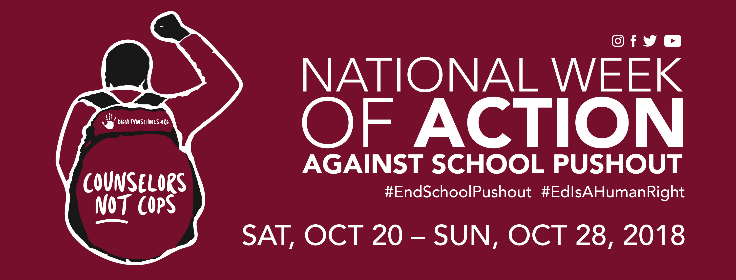 Central Valley Activities and Events for National Week of Action School Pushout