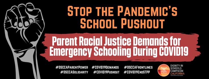 Stop the Pandemic's School Pushout