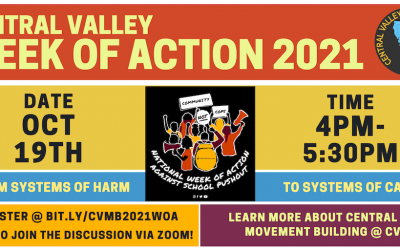Central Valley Week of Action 2021
